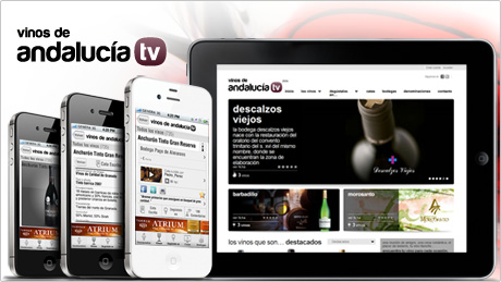 Vinosdeandalucia.tv ya está disponible en la red