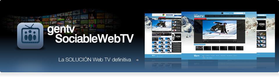 GenTV. Sociable WebTV